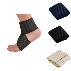 Elastic Bandage Wrap Basketball arm Compression Tape - quiescentmind.com