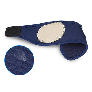 A Pair of Bandage Arch Support Flat Feet Arch Support Pads Flatfoot Bandage Insoles - quiescentmind.com