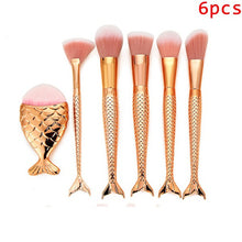 Load image into Gallery viewer, 16PCS Make Up Foundation Eyebrow Eyeliner Blush Cosmetic Concealer Brushes - quiescentmind.com