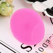 Load image into Gallery viewer, Silicone Beauty Wash Pad Face Exfoliating Blackhead Facial Cleansing Brush Tool - quiescentmind.com