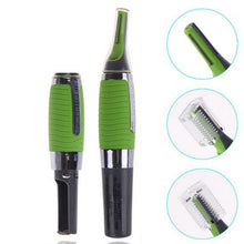 Load image into Gallery viewer, Men Women Body Nose Nasal Ears Eyebrow Facial Hair Clipper Trimmer Shaver - quiescentmind.com