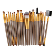 Load image into Gallery viewer, 22Pcs/Set Makeup Brush Tools Make-up Toiletry Kit Wool Make Up - quiescentmind.com