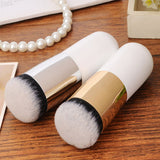 Chunky Foundation Brush Pair