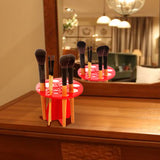 Air Drying Makeup Brush Holder