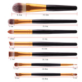 20pcs Professional Makeup Brushes