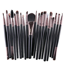 Load image into Gallery viewer, 20pcs Professional Makeup Brushes - quiescentmind.com