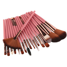 Load image into Gallery viewer, New 18 pcs Makeup Brush Set tools Make-up Toiletry Kit Wool Make Up Brush Set - quiescentmind.com