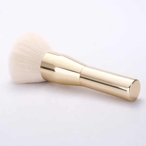 2016 Hot Rose Gold Powder Blush Brush Large Professional Cosmetic Makeup Brushes Foundation Make Up Tool - quiescentmind.com