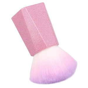 Professional Makeup Brush Single Handle Large Round Head Powder Foundation Brush Blush Brush Cosmetics Make Up Tool - quiescentmind.com