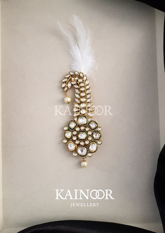 KALGI FOR GROOM