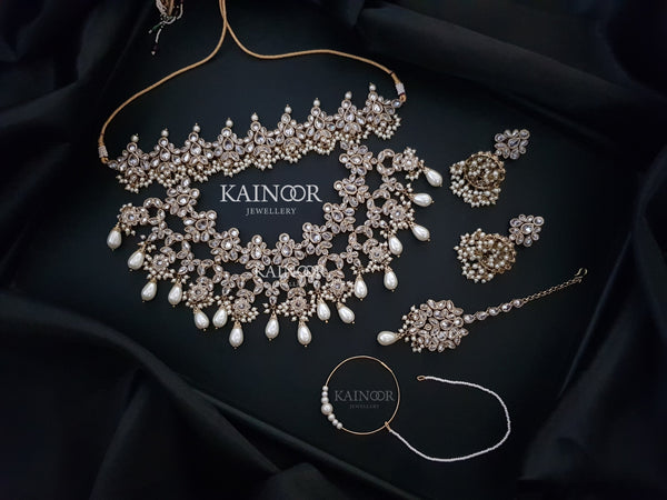 CHANDNI BRIDAL SET