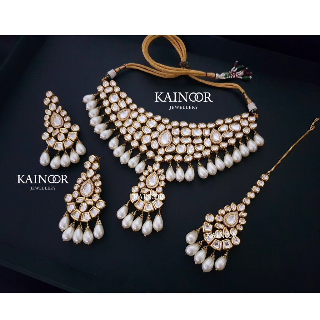 Uncut Kundan Necklace