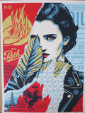 SHEPARD FAIREY AKA OBEY - Wrong Path