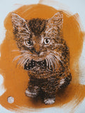 C215 Charly caramel orange, 2016