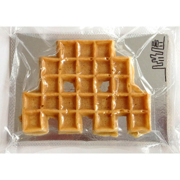Space Invader - Space Waffle 2011
