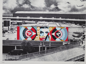 SHEPARD FAIREY AKA OBEY - Ideal Power Vienna