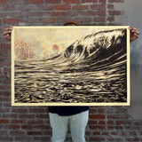 Shepard Fairey aka Obey - Dark Wave