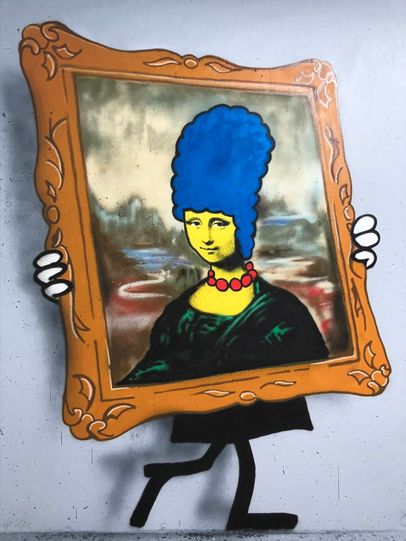 Nick Walker - Mona Simpsons