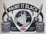 SHEPARD FAIREY AKA OBEY - Paint It Black