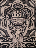 SHEPARD FAIREY AKA OBEY - Lotus Woman