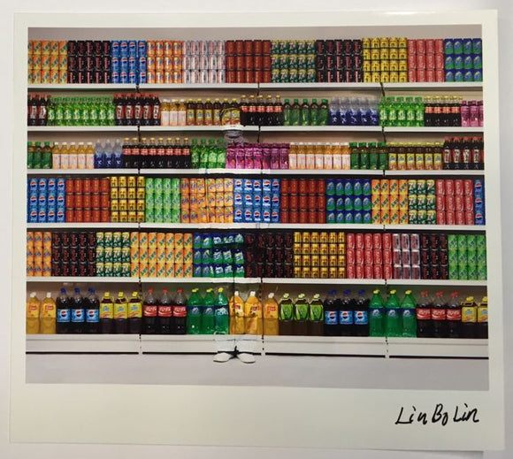 Liu Bolin Dangerous Landscapes
