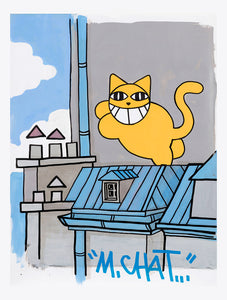 M.Chat (Thoma Vuille) - Chatelet