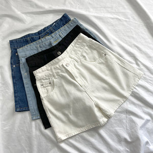 Casual Denim Shorts Jeans Pants
