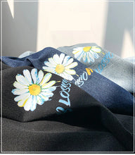Vintage Daisy Blossom Jeans Pants