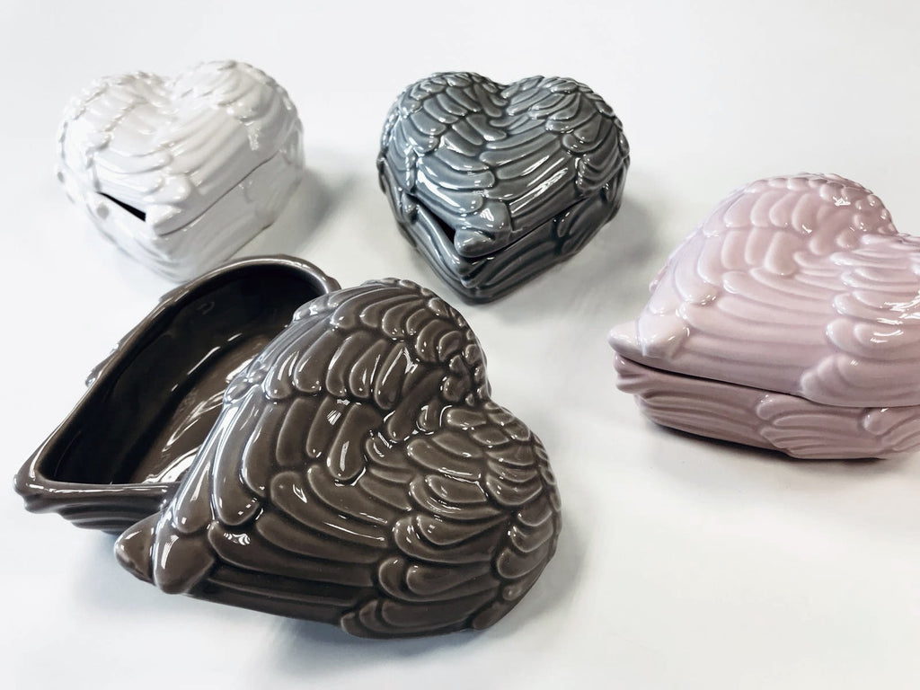 Angel Wings Trinket Boxes