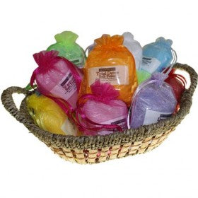 Aromatherapy Bath Potions in Bags
