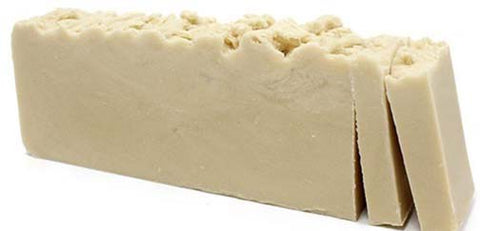 Donkey Milk - Olive Oil Soap Slice