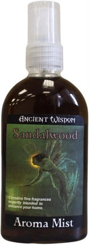 Sandalwood 100ml Room Spray