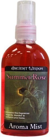 Summer Rose 100ml Room Spray