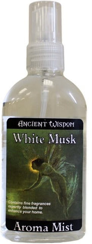 White Musk 100ml Room Spray