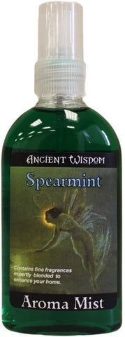 Spearmint 100ml Room Spray