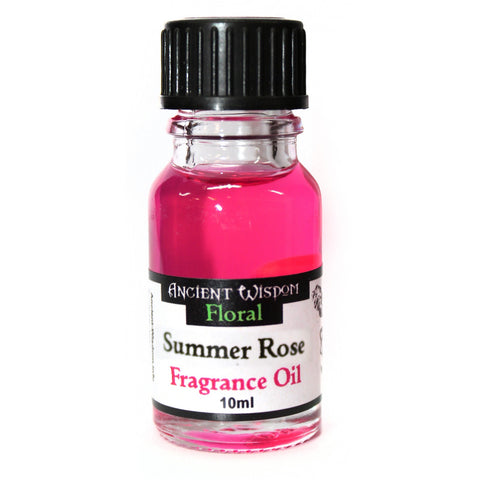 Summer Rose 10ml Fragrance Oil