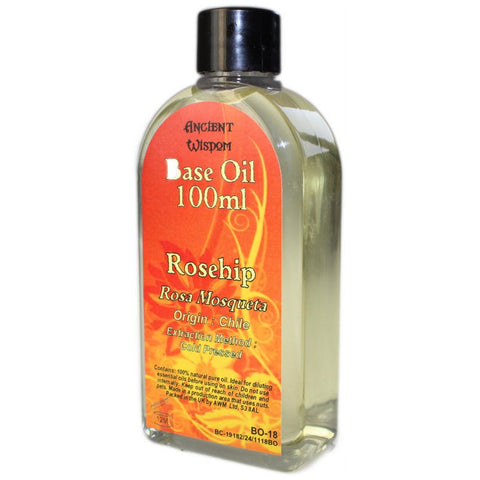 Rosehip 100ml  Base Oil