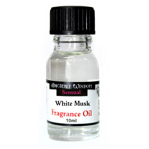 White Musk 10ml Fragrance Oil