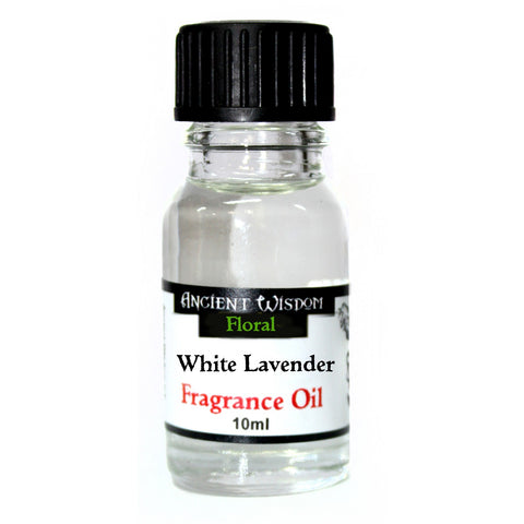 White Lavender 10ml Fragrance Oil