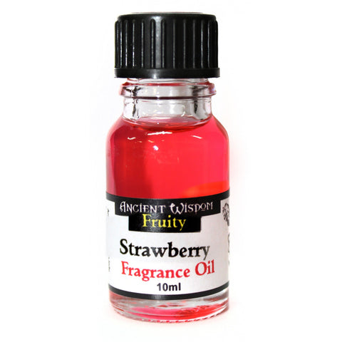Strawberry 10ml Fragrance Oil