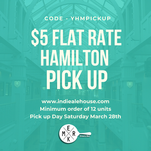 Hamilton Flat Rate Pick Up