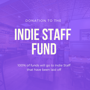 Indie Service Industry fund $5