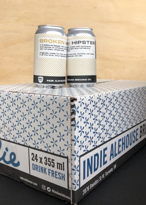 Broken Hipster Belgian Wit  - 24x 355mL
