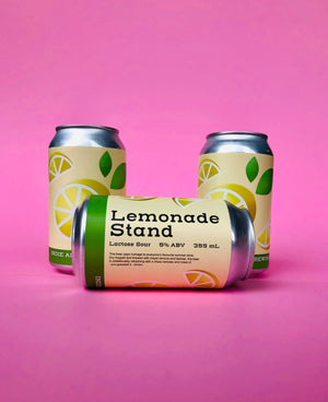 Lemonade Stand - 355 mL