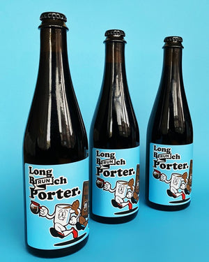 Long Brunch Porter - 500mL