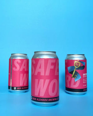 Safe Word - 355mL