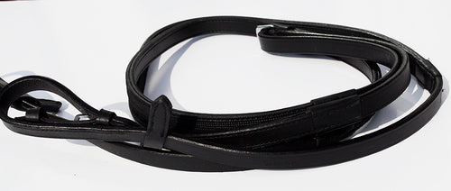 Equestrian Leather Inside Grip Reins