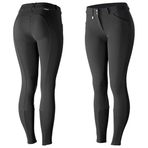 Horze Grand Prix Woman's Silicone Knee Patch Breeches