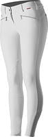 Horze Olivia Girl's Silicone Full Seat Breeches