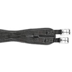 PVC girth quilted -Elastic-